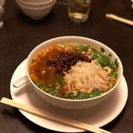中国酒家 大三元 - ラージャー麺(汁あり)