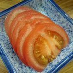 お食事処 かなっぺ - トマト 税込100円