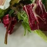 62894484 - 味の濃い根菜のガーデン・サラダ