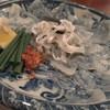 岩珠旨 - 料理写真:2皿目:てっさ