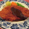 一養軒 - 料理写真:チキンカツレツ
