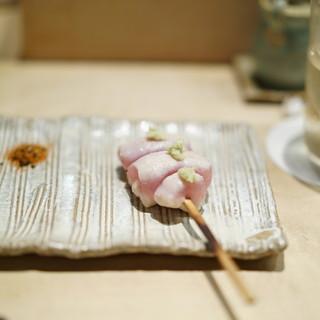 鳥しき - 料理写真:
