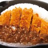 鉄鍋カレー - 料理写真:カツカレー