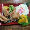 むすび むさし - 料理写真:若鶏唐揚