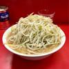 ラーメン二郎 - 料理写真:ラーメン 野菜マシ