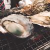 初代牡蠣屋たろう - 料理写真:牡蠣は思ったより小ぶり^^;