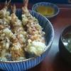 よし崎 - 料理写真:えび天丼