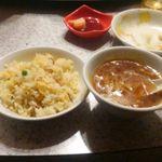 中華料理 珍味楼 - 〆の炒飯