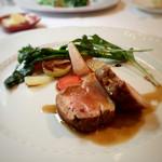 エルルカン・ビス - 秀麗豚フィレ肉のロースト