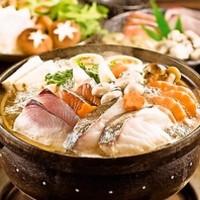 【期間限定】素材にこだわり出汁にこだわる秘伝の鍋料理