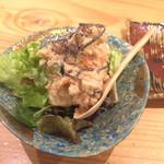 鳥恵 - ポテトサラダ