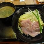 実咲庵 - カレーつけ麺
