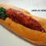 サンドイッチハウス サザンカ - 《カツドック》♨