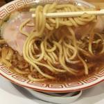 サバ6製麺所 - 1702 サバ6製麺所 中華そば@650円 中太麺がプリモチ!