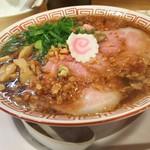 サバ6製麺所 - 1702 サバ6製麺所 中華そば@650円