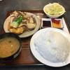 サンドール - 料理写真:焼肉定食  これで550円!!コンビニ弁当買えん(*´Д`*)