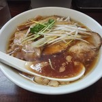 自家製麺中華そば 今里 - チャーシュー麺
