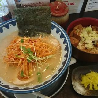 La・麺喰亭 - 料理写真: