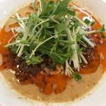 四川担担麺 阿吽 - 担々麺/辛3・野菜増し