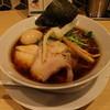 むぎとオリーブ - 料理写真:鶏SOBA(880円、斜め上から)