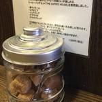 すみだ珈琲 - 砂糖