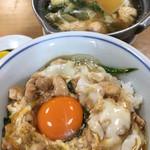 鳥喜多 - 親子丼とかしわ鍋(2017.02現在)