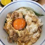 鳥喜多 - 親子丼(税込580円)