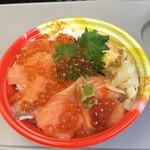 築地 竹若 - 親子丼(1250円)