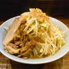立川マシマシ - 料理写真:ラーメン小 野菜普通