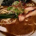 欽山製麺所 - 魚鶏そば 750円