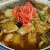 突撃ラーメン - 料理写真:広東麺 大盛