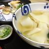 芳乃家 - 料理写真:天ぷらきしめん 860円