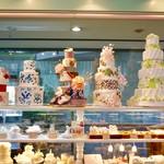 アニバーサリー - ウエディングケーキ