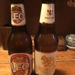 バーンタイ - リオビール&シンハービール
