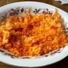 サンバード - 料理写真:チキンライス 750円 小さな小さな人参1つ確認
