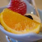 義語家 - 水菓子(みづぐわし)、柑橘(おれんぢ)
