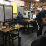 すき焼・鍋物 なべや - 店内