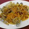 ラ・バイア トラットリア・ディ・ペッシェ - 料理写真:サルデーニャ産カラスミとアサリのパスタ