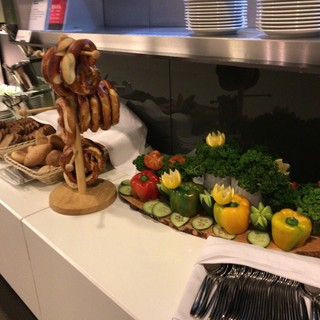 Lufthansa Business Lounge -