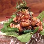 T2 スミコウテツ - 大和肉鶏ササミわさび和え