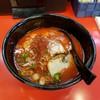 麺やえん 池田屋' - 料理写真:「戦REDラーメン(夏の陣)」880円