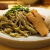 紫 くろ喜 - 料理写真:ごぼう麺