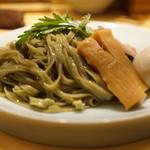 紫 くろ喜 - ごぼう麺