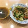 味の店 錦 不動前店 - 料理写真:醤油焼き麺@790円