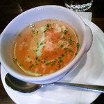 トロケ - ランチのスープ