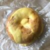 アトリエ ブルンネン - 料理写真:ストロベリーチーズケーキベーグル