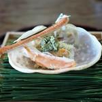 松川 - 間人蟹