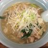 どさん子大将 - 料理写真:塩ラーメン 500円
