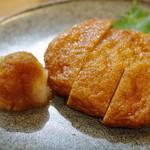 朝とった魚 薩摩じんべえ - 飛魚の揚げたてさつま揚げ