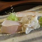 米倉 - 造り 石鯛 トラフグ カワハギ
